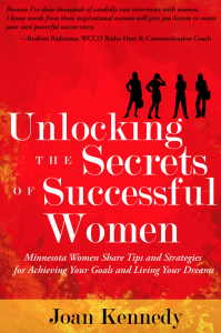 Joan Kennedy with Jill Johnson - Unlocking the Secrets of Successful Women