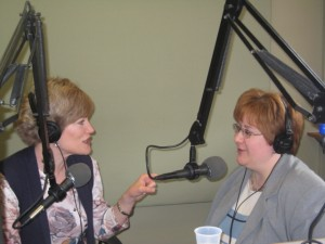 Jill Johnson with Kari Berit on The Unexpected Care Giver Radio Show
