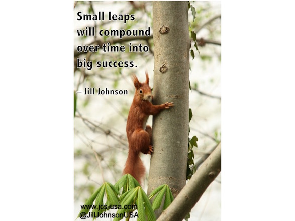 Small Leaps