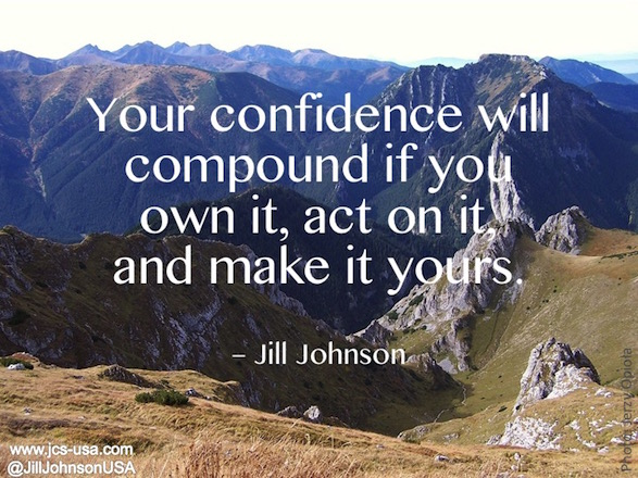 Your Confidence Will Compound