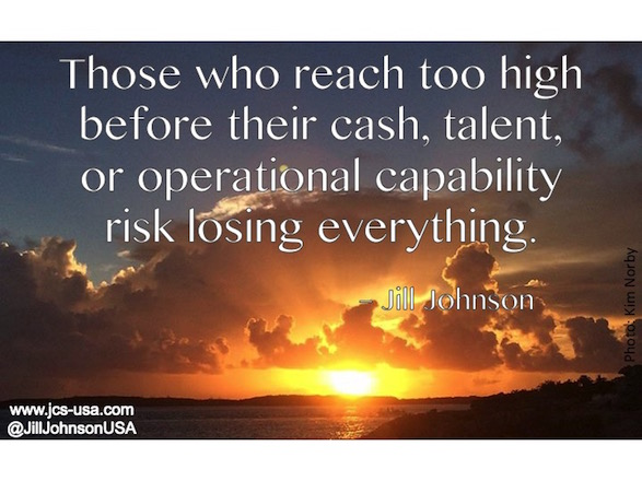 Risk Losing Everything